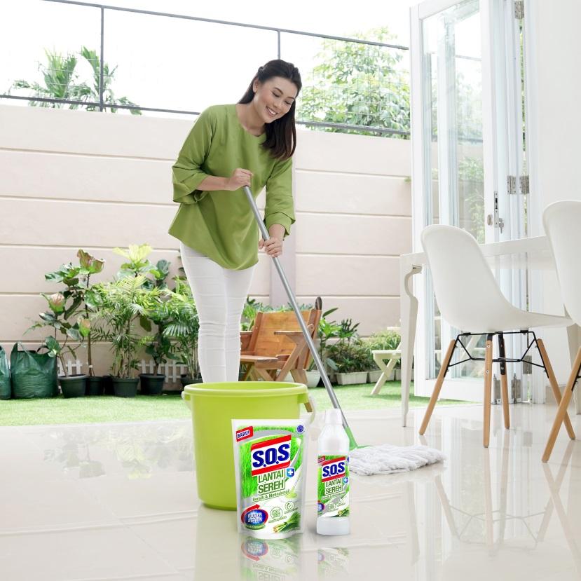 4 Manfaat Wangi Sereh untuk Rumah Anda