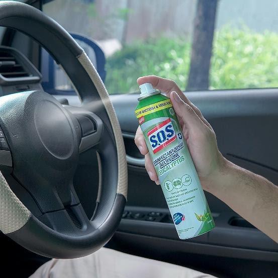 Agar Terbebas dari Virus dan Bakteri, Semprotkan Disinfektan Spray di Beberapa Spot Ini!