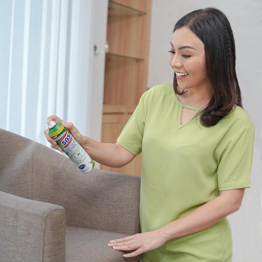 Alasan Memilih Disinfectant Spray Eucalyptus