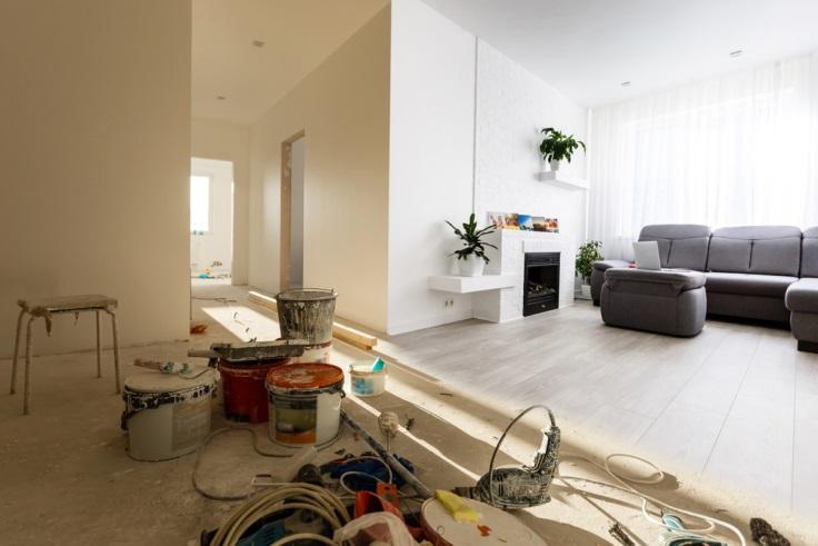 Cara Membersihkan Lantai Setelah Renovasi Rumah