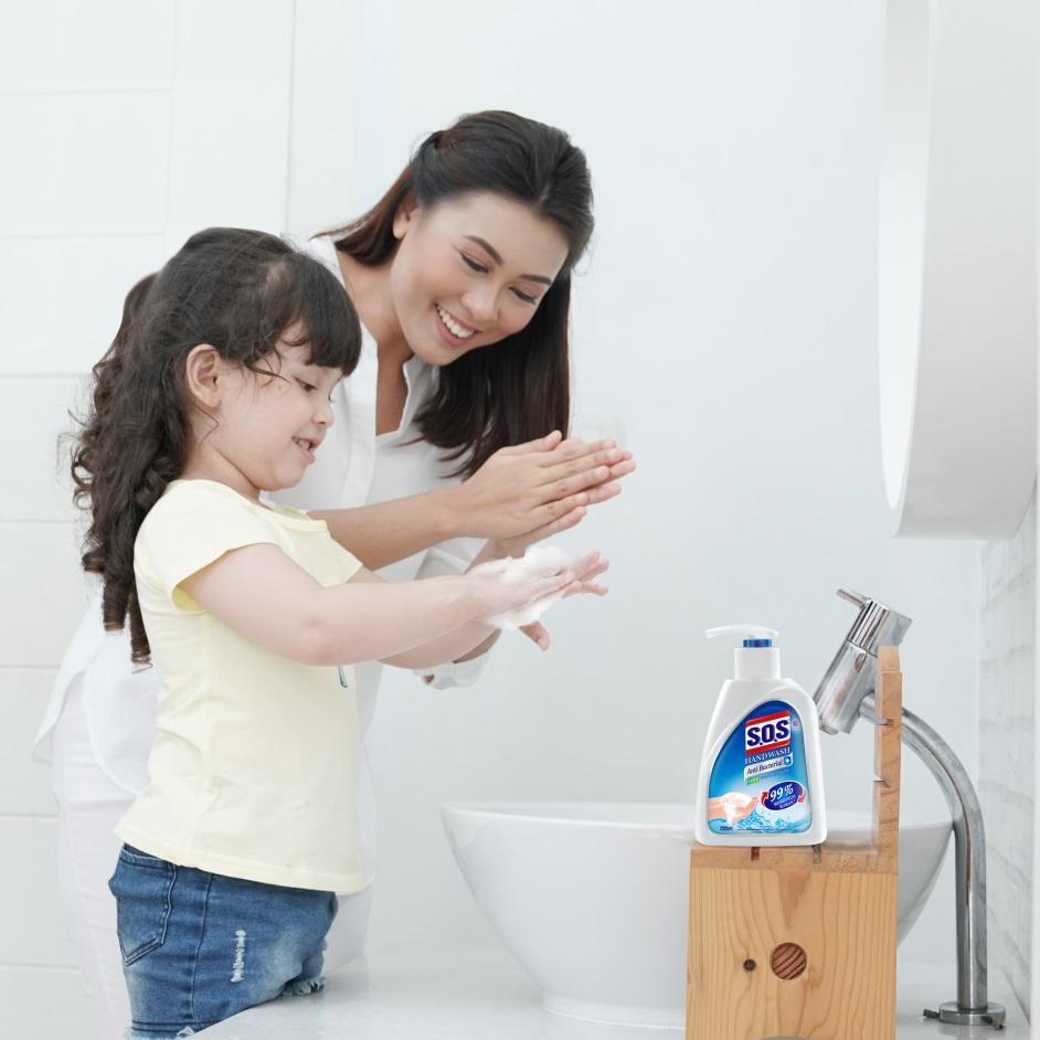 Cara Tepat Mencuci Tangan dengan Sabun Antiseptik untuk Cegah Virus Menurut WHO