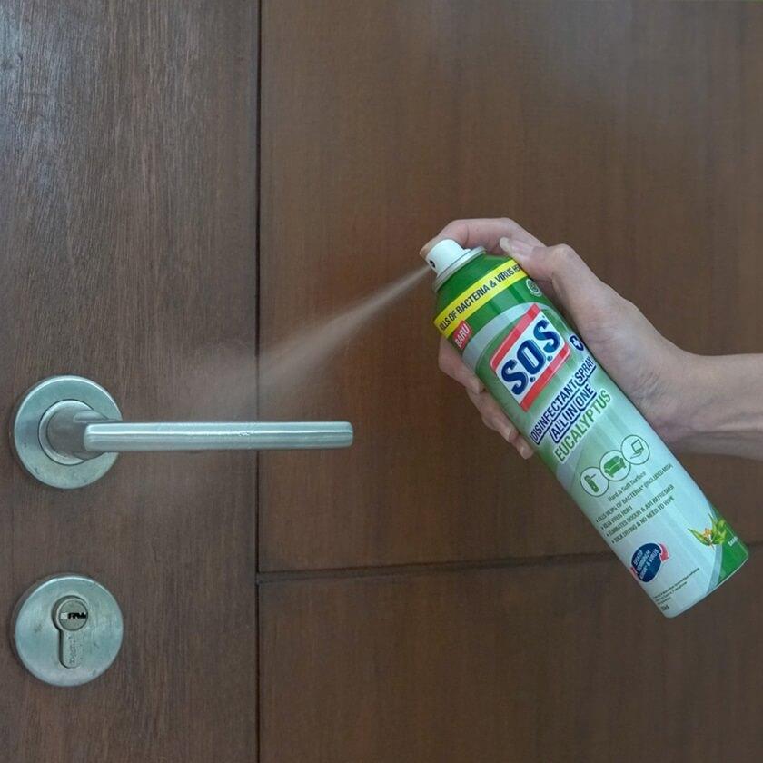 Do's and Don'ts Menggunakan Disinfektan Spray