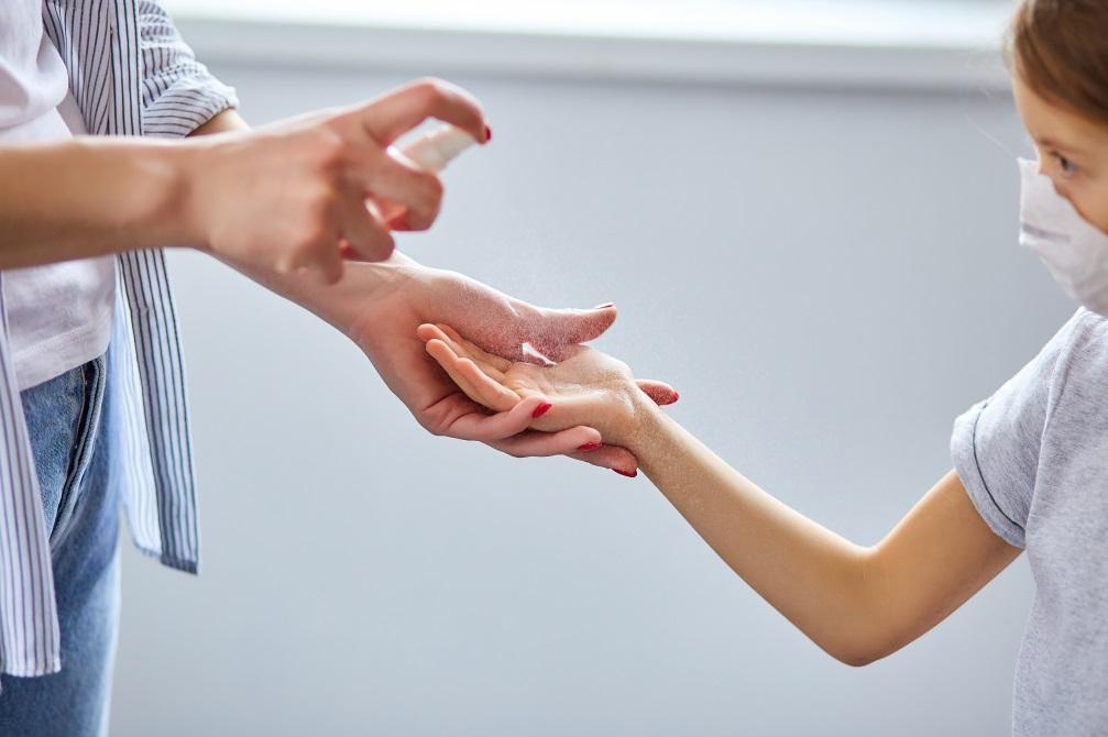 Hati-hati, Ini Kesalahan yang Sering Terjadi Saat Memakai Hand sanitizer