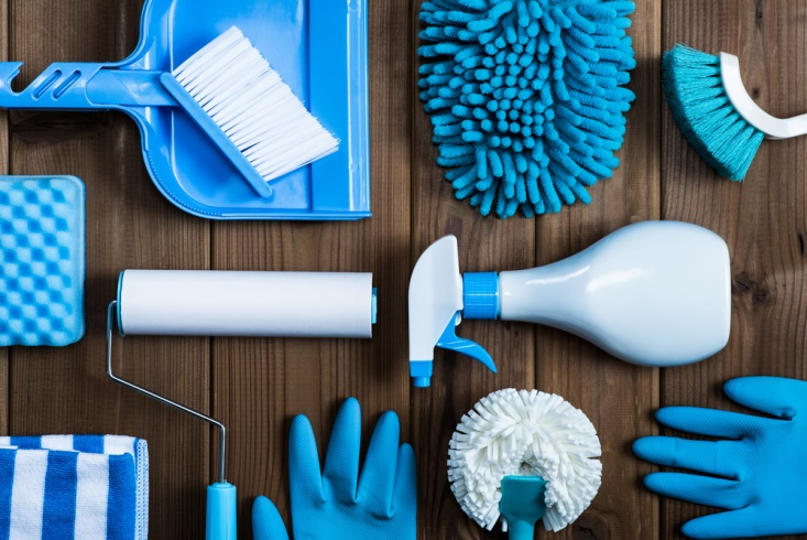 10 Alat Kebersihan yang Harus Tersedia di Rumah