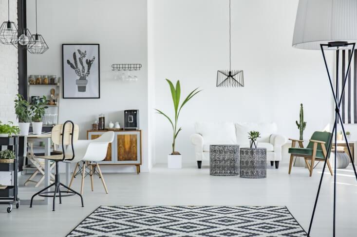 Tampilan Rumah 'Clean' ala Skandinavia