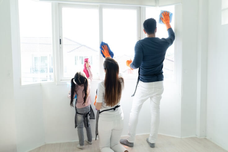 Tips Membersihkan Rumah untuk Mencegah Virus Corona di Rumah