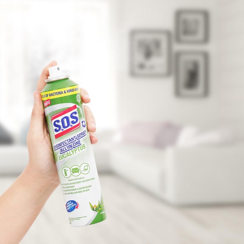 Tips Memilih Produk Disinfektan Spray yang Bagus