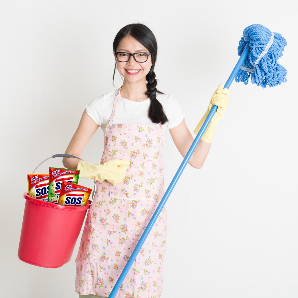 Yuk, Buat Rumah Makin Nyaman dengan 3 Varian Wangi Baru S.O.S Pembersih Lantai Anti Bacterial