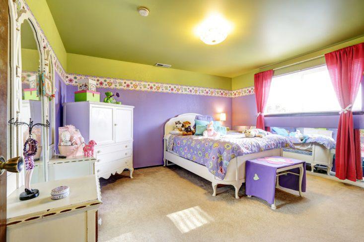 Kombinasi Warna Cat Kamar Anak Perempuan 5 inspirasi kamar tidur anak perempuan sos anti bacterial