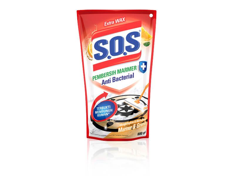 SOS Pembersih Marmer Anti Bacterial