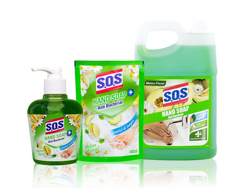 SOS Hand Soap Fragrance - melon