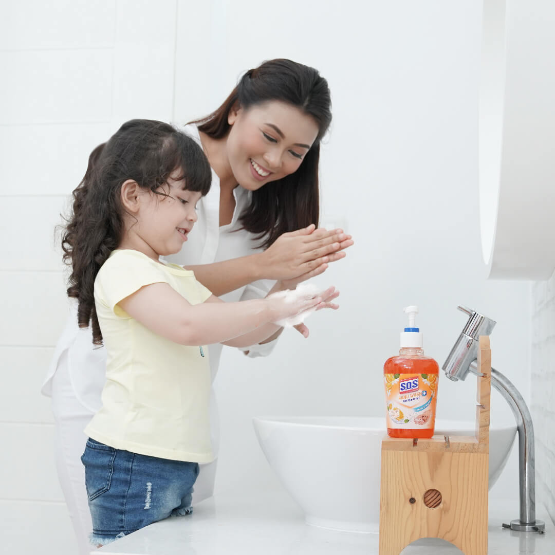 4 Alasan Harus Mencuci Tangan dengan Sabun
