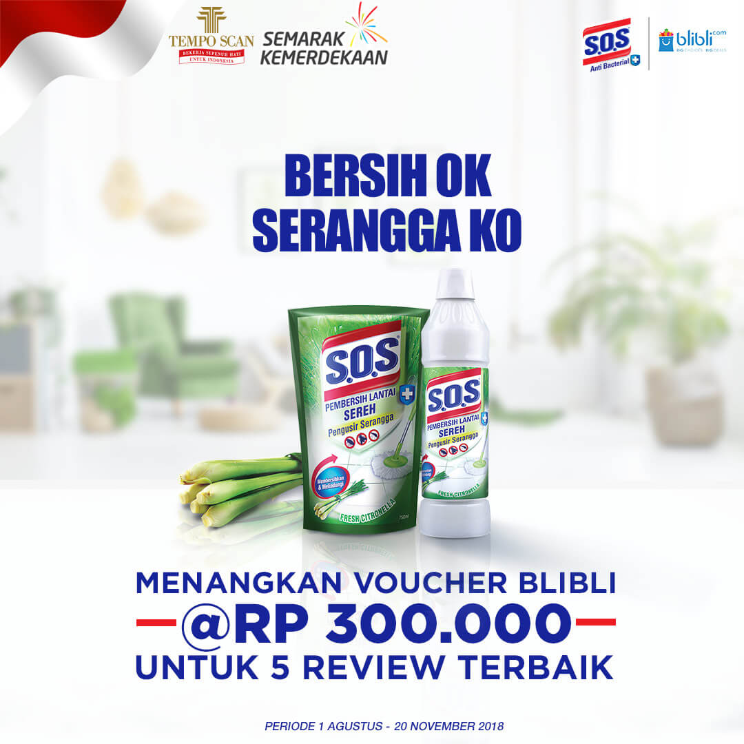 Review SOS Sereh