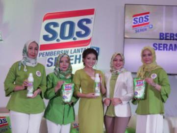 Baru! S.O.S Pembersih Lantai Sereh yang Efektif Usir Serangga