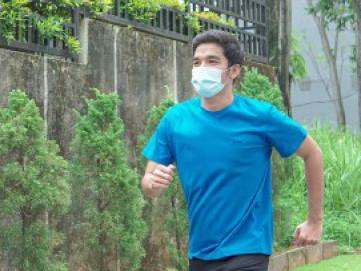 Cara Menggunakan Masker yang Benar Saat Berolahraga