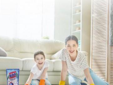 Pembersih Lantai Yang Aman Untuk Rumah Anda