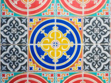 Cara Membersihkan Lantai Keramik Vintage