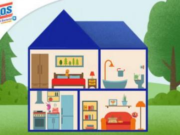 Waspada, Jenis Bakteri Ini Ada di Rumah Anda